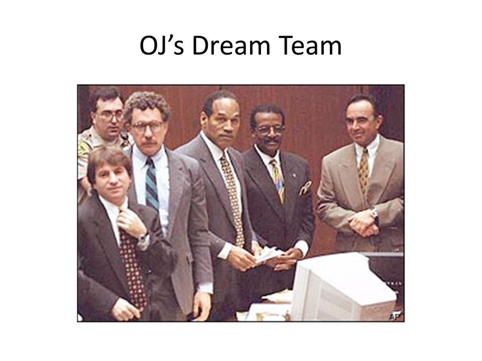 OJ's Dream Team