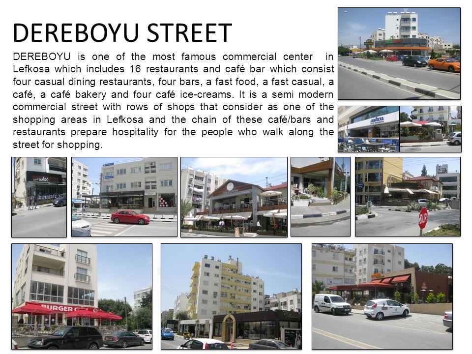 DEREBOYU STREET