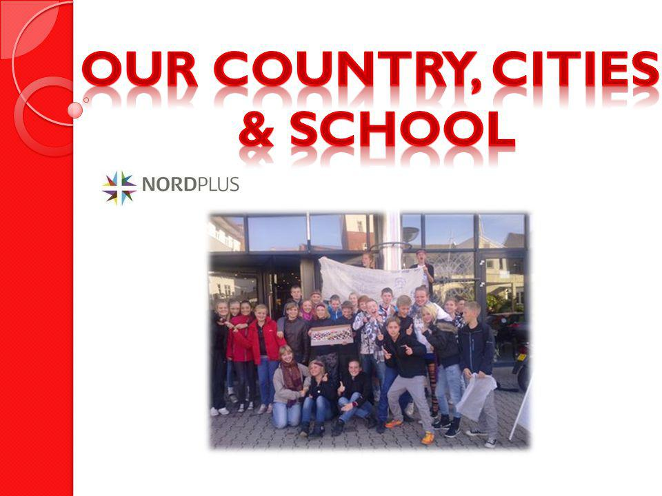 Our country, cities & school