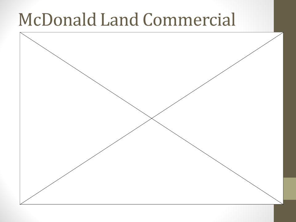 McDonald Land Commercial