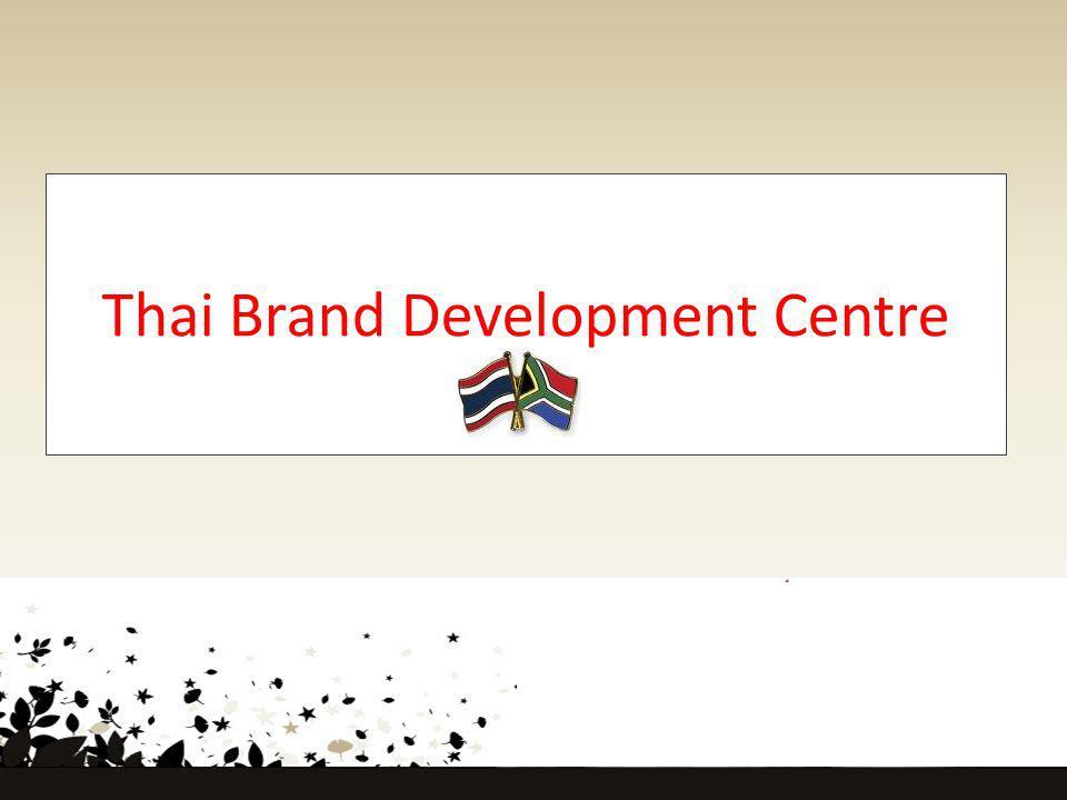 Thai Brand Development Centre