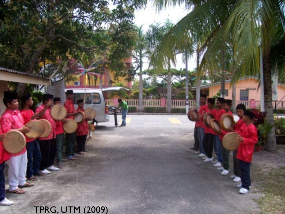 7/23/10 TPRG, UTM (2009)