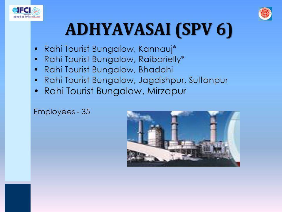 ADHYAVASAI (SPV 6) Rahi Tourist Bungalow, Mirzapur