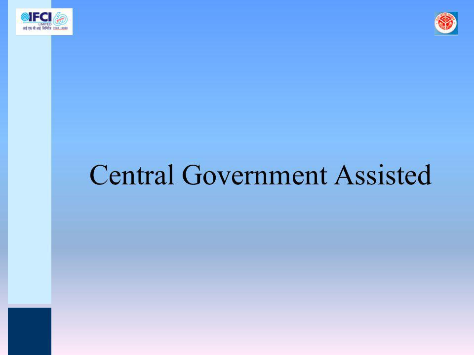 Central Government Assisted