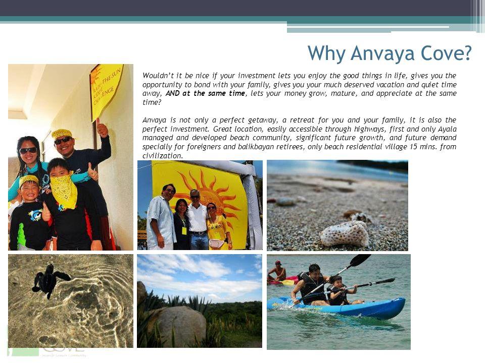 Why Anvaya Cove
