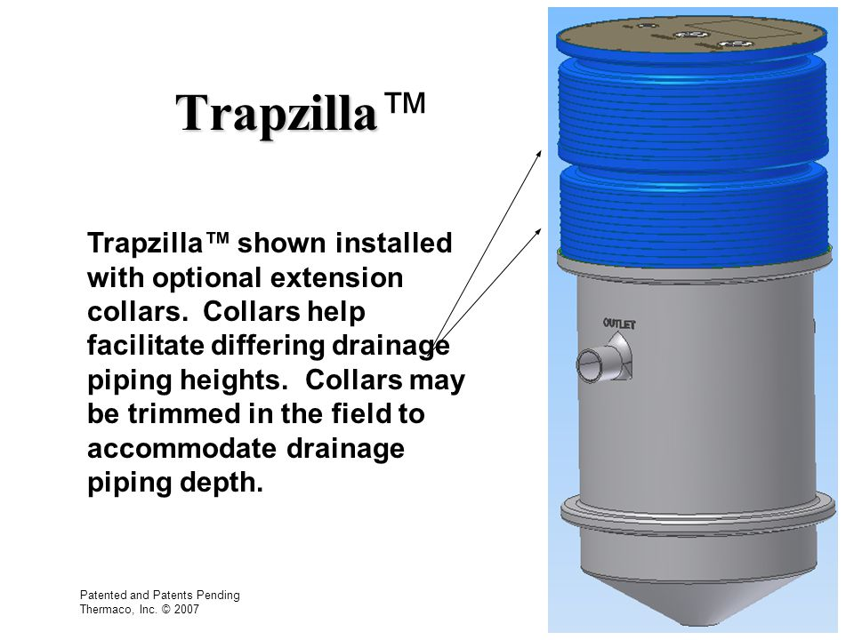 Trapzilla™