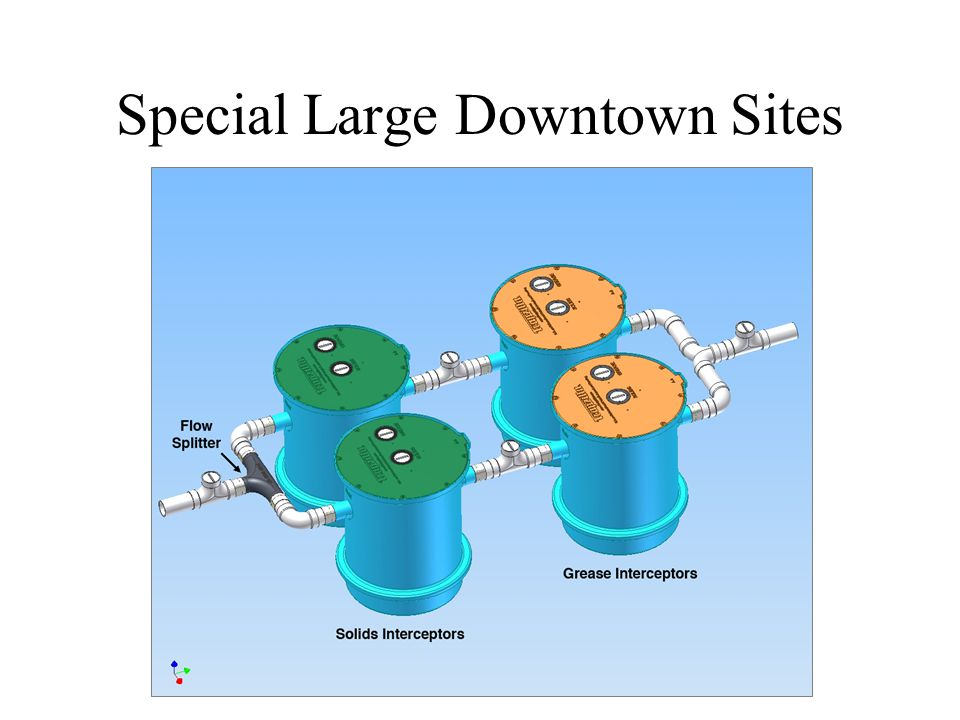 Special Large Downtown Sites