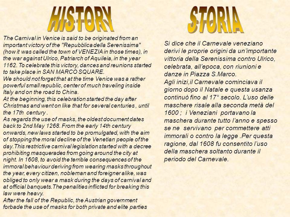 HISTORY STORIA.