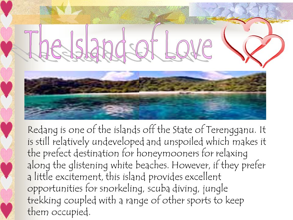 The Island of Love