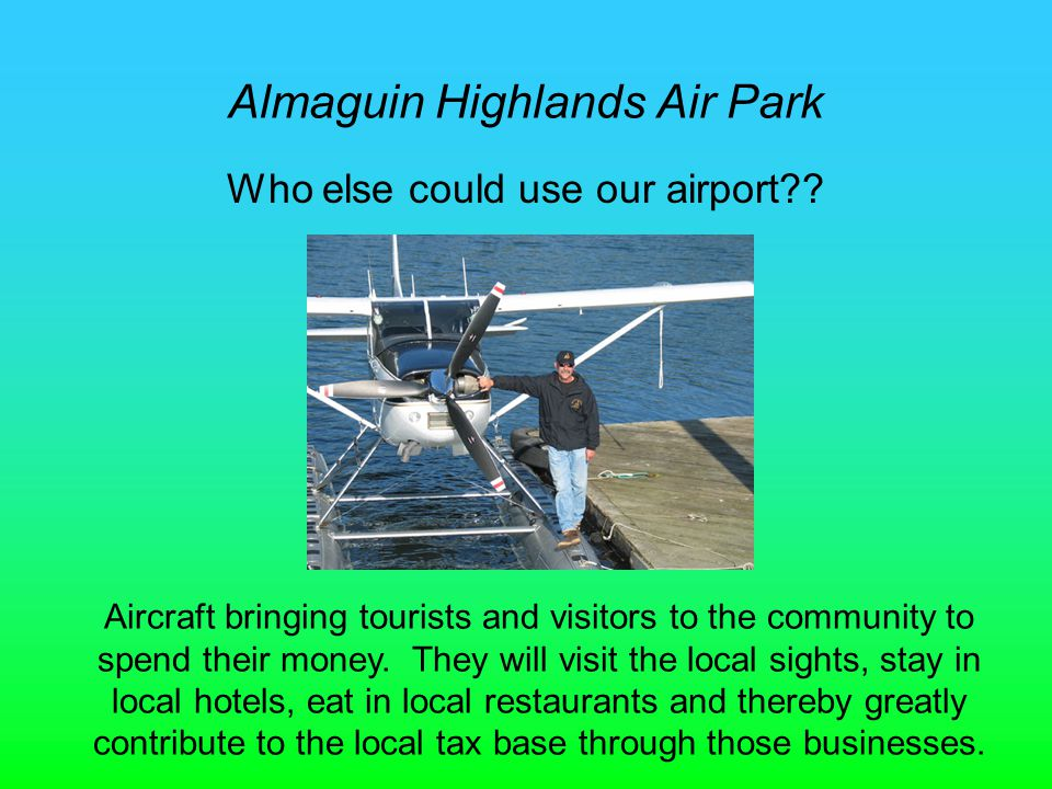 Almaguin Highlands Air Park