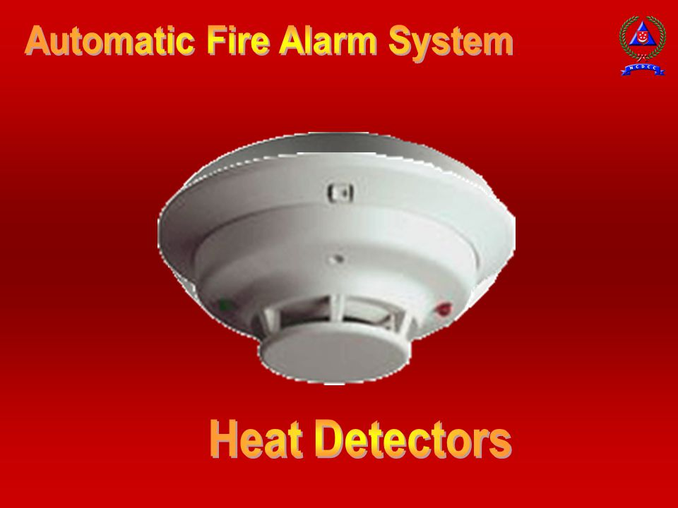 Automatic Fire Alarm System