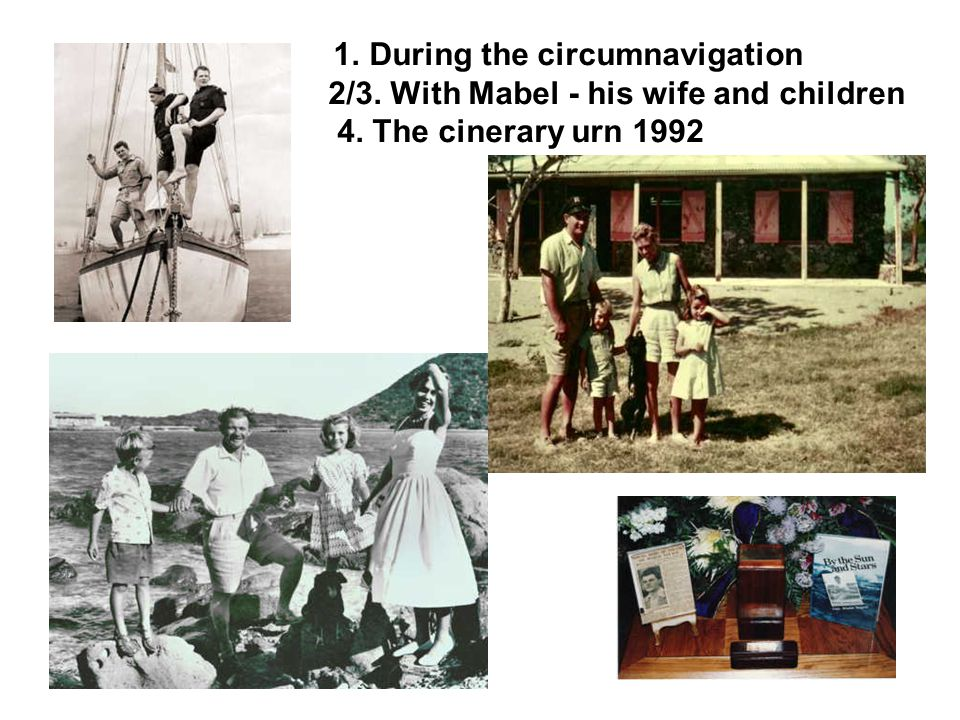 1. During the circumnavigation 2/3
