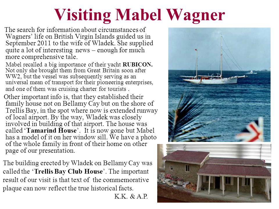 Visiting Mabel Wagner