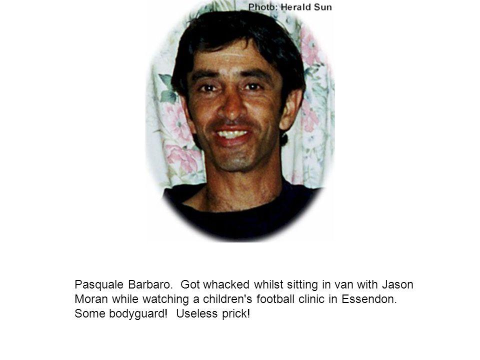 Pasquale Barbaro.