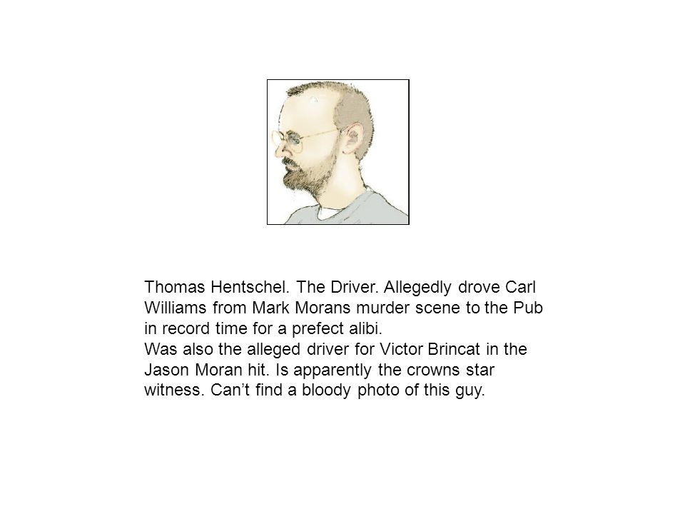 Thomas Hentschel. The Driver