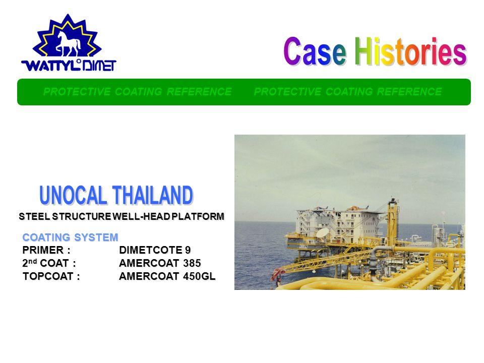 Case Histories UNOCAL THAILAND