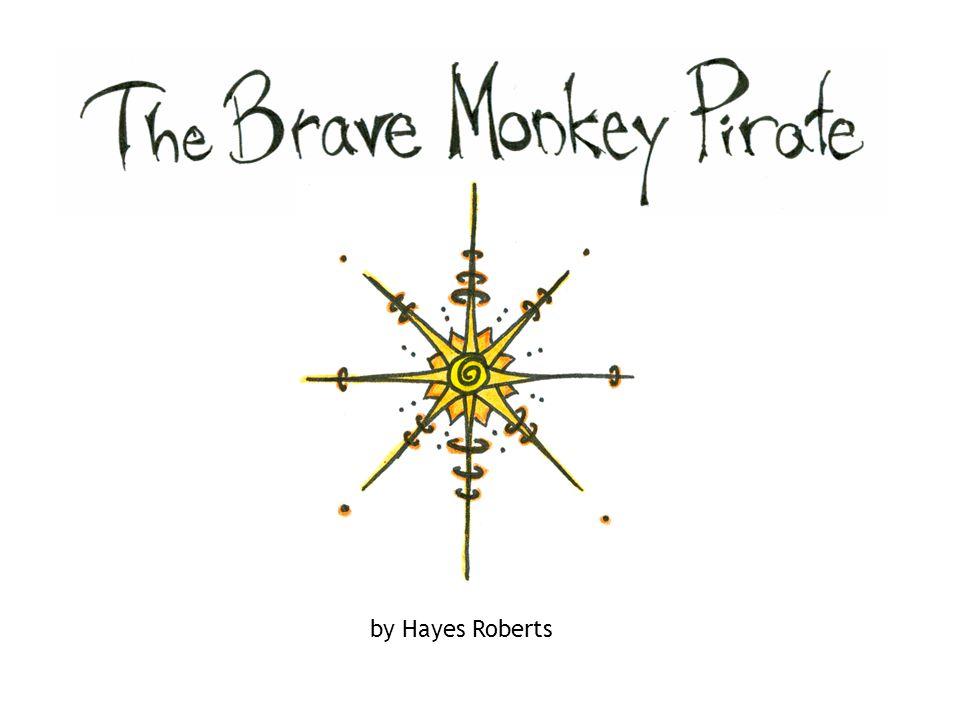 The Brave Monkey Pirate