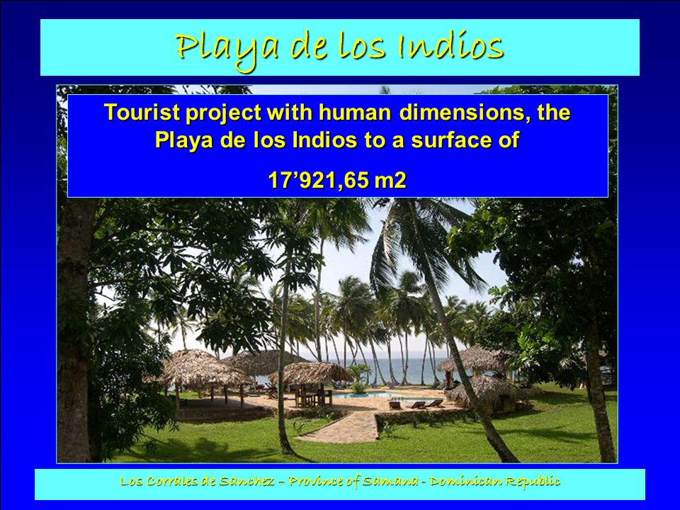 Los Corrales de Sanchez – Province of Samana - Dominican Republic