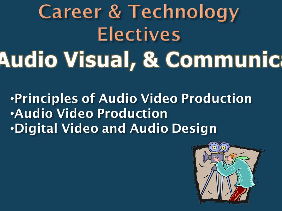 Career & Technology Electives