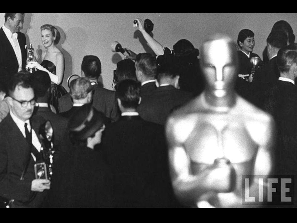 cast Life magazine photographers at the Academy Awards