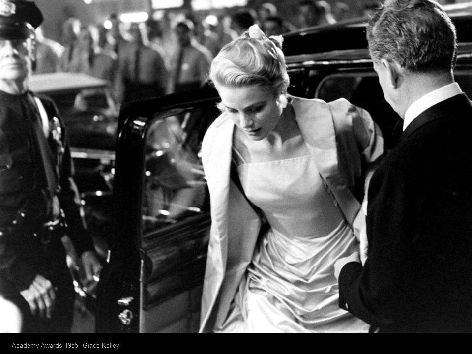 Academy Awards 1955 Grace Kelley