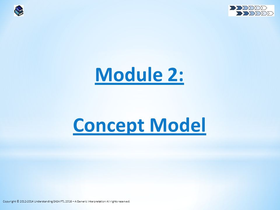 Module 2: Concept Model What is the FNPRM