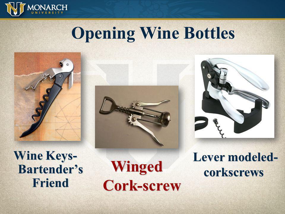 Wine Keys- Bartender's Friend
