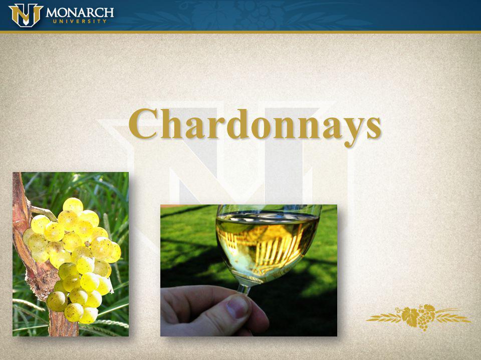 Chardonnays