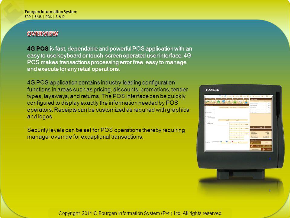 Fourgen Information System