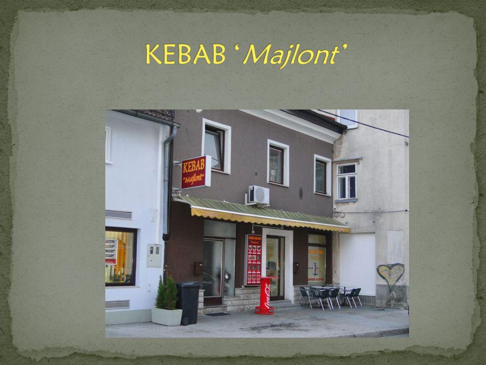 KEBAB 'Majlont'