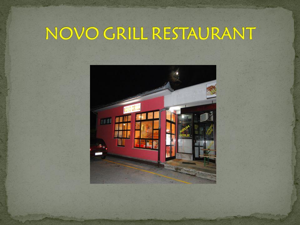 NOVO GRILL RESTAURANT