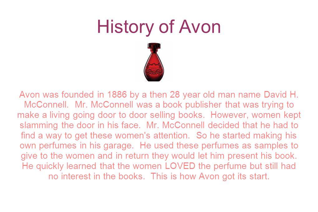 History of Avon