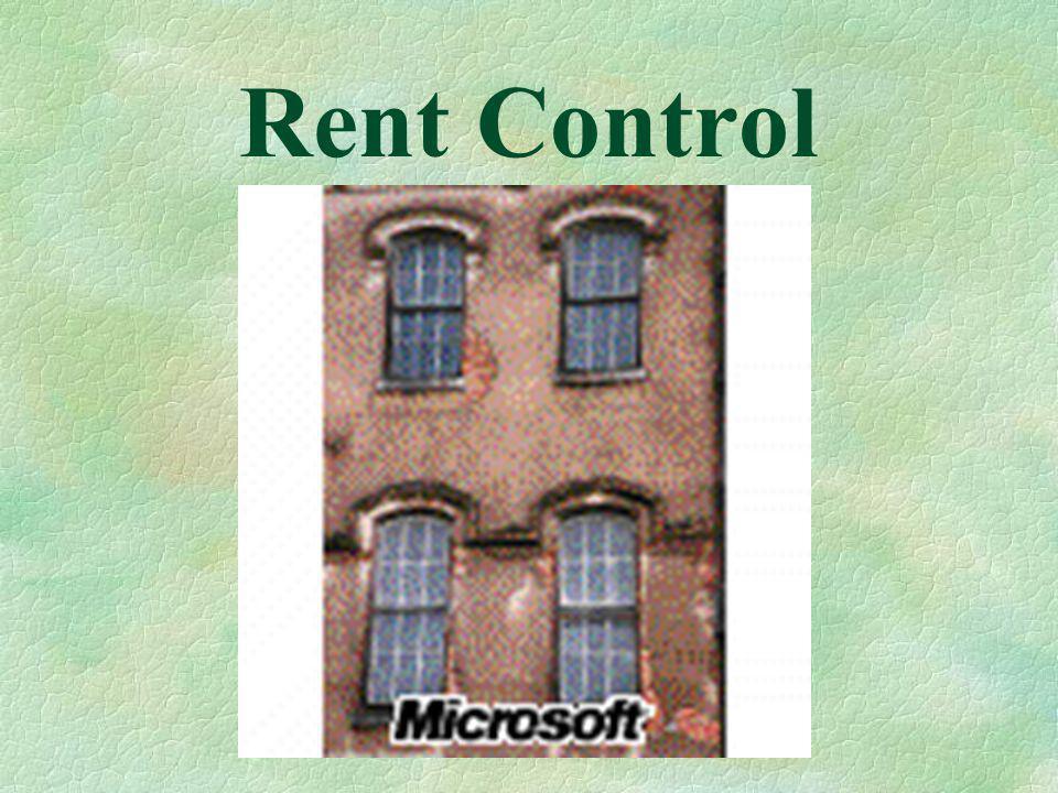 4/1/2017 Rent Control