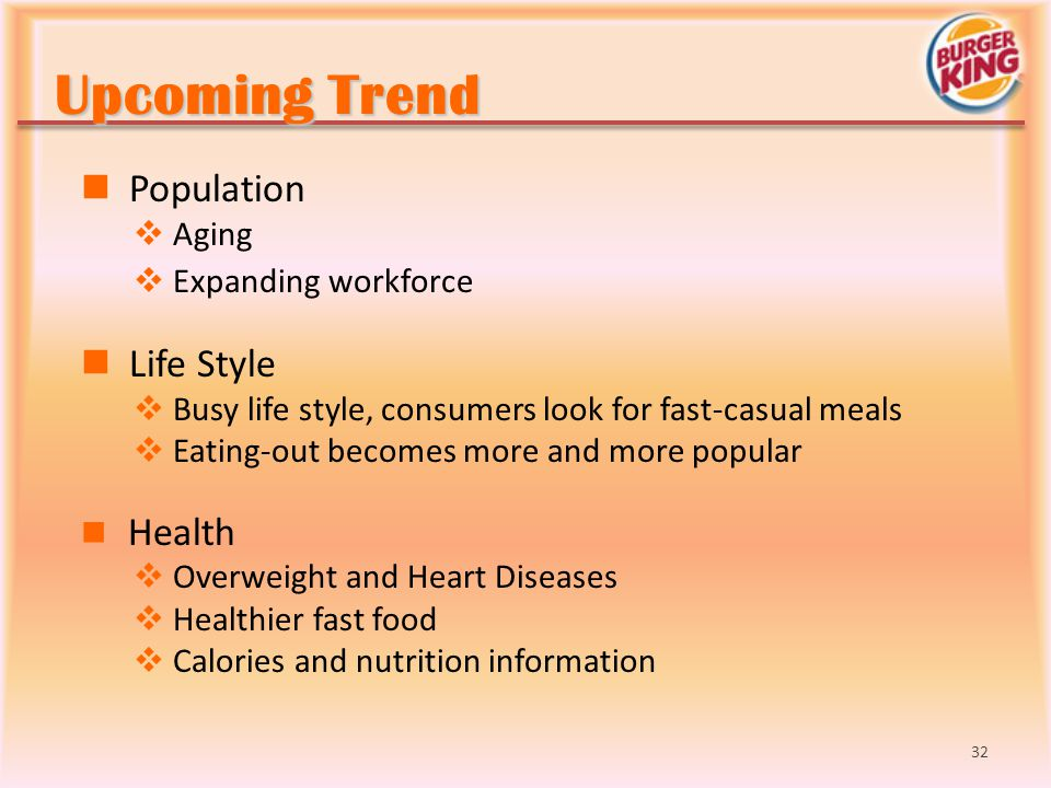 Upcoming Trend Population Life Style Aging Expanding workforce