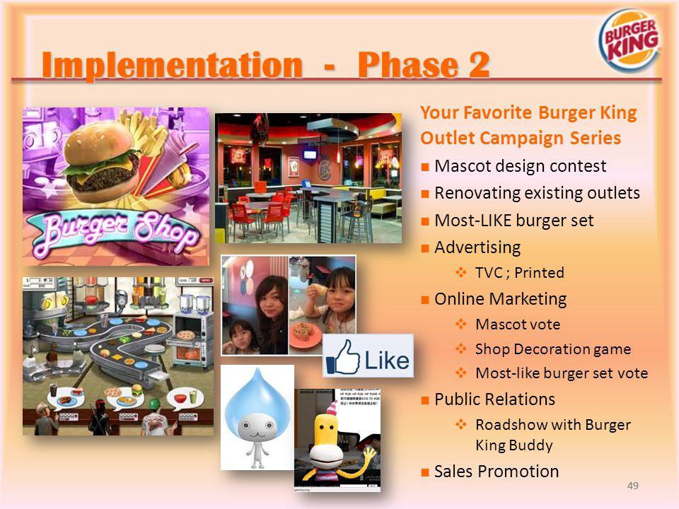 Implementation - Phase 2