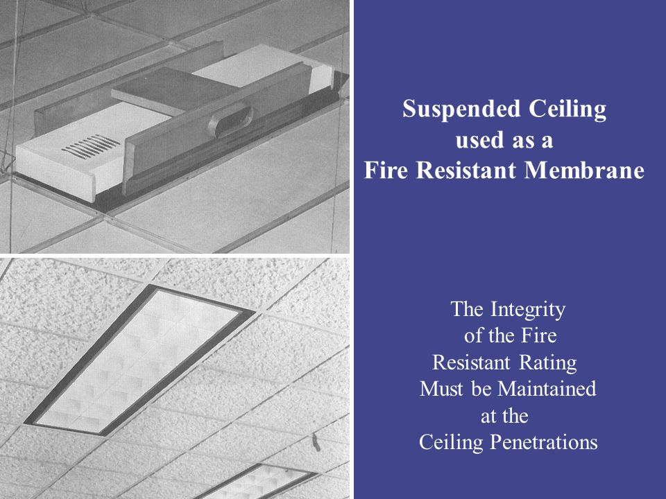 Fire Resistant Membrane