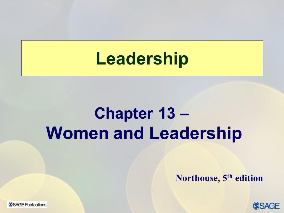 Leadership Women and Leadership