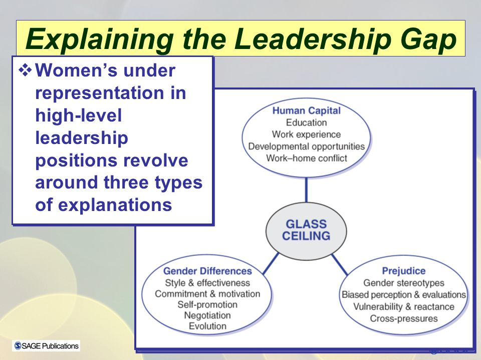 Explaining the Leadership Gap