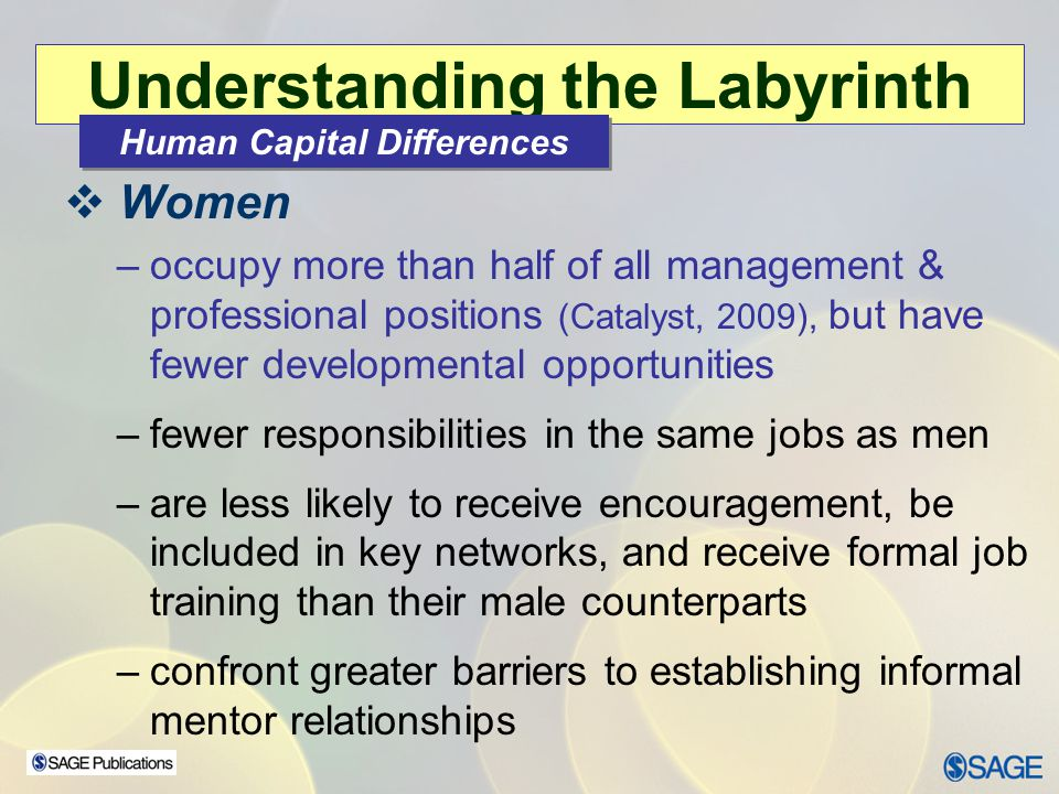 Understanding the Labyrinth