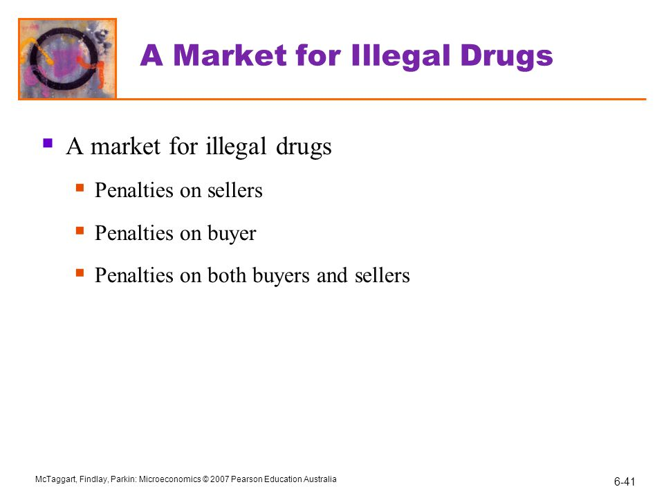 A Market for Illegal Drugs