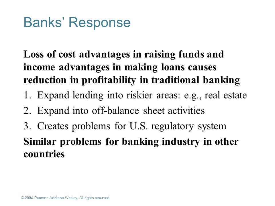 Banks' Response