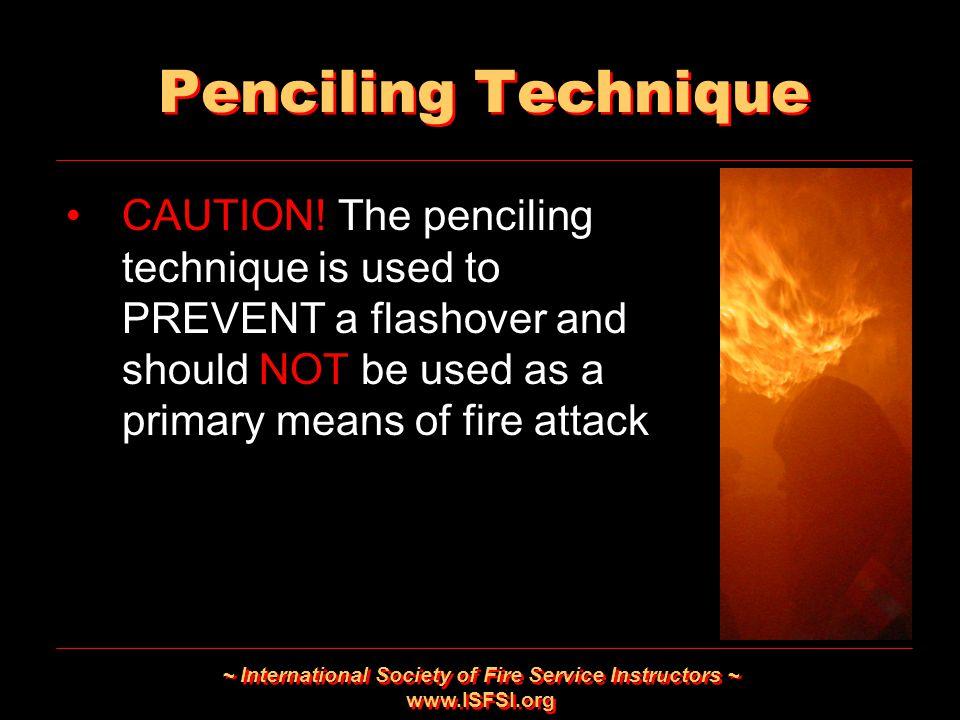 ~ International Society of Fire Service Instructors ~