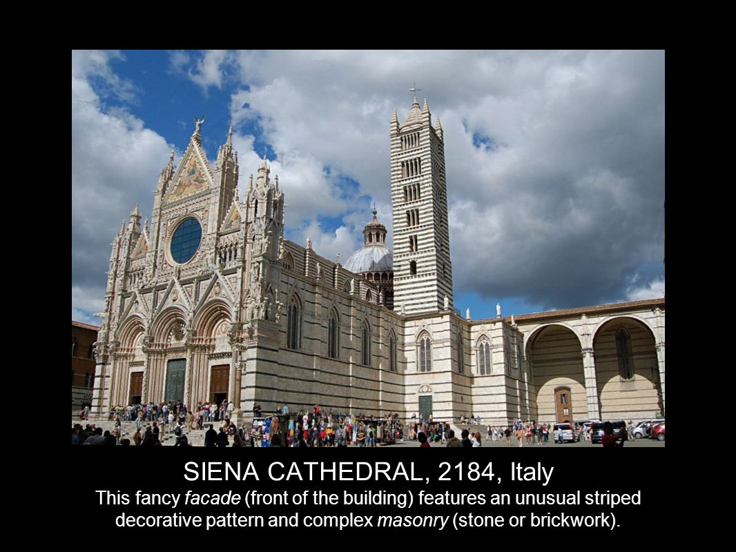 SIENA CATHEDRAL, 2184, Italy