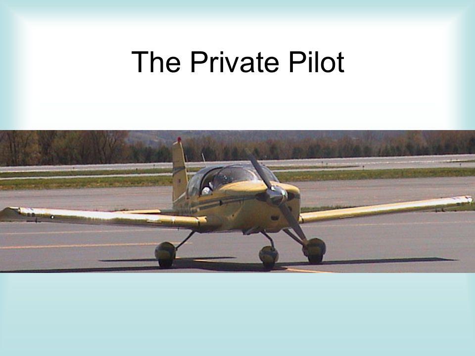 The Private Pilot