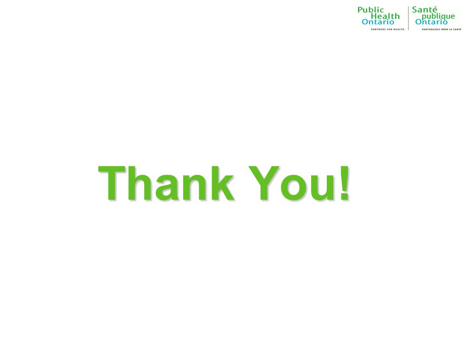 Thank You! This concludes Part a of Module 4 on Cleaning Principles. Thank you