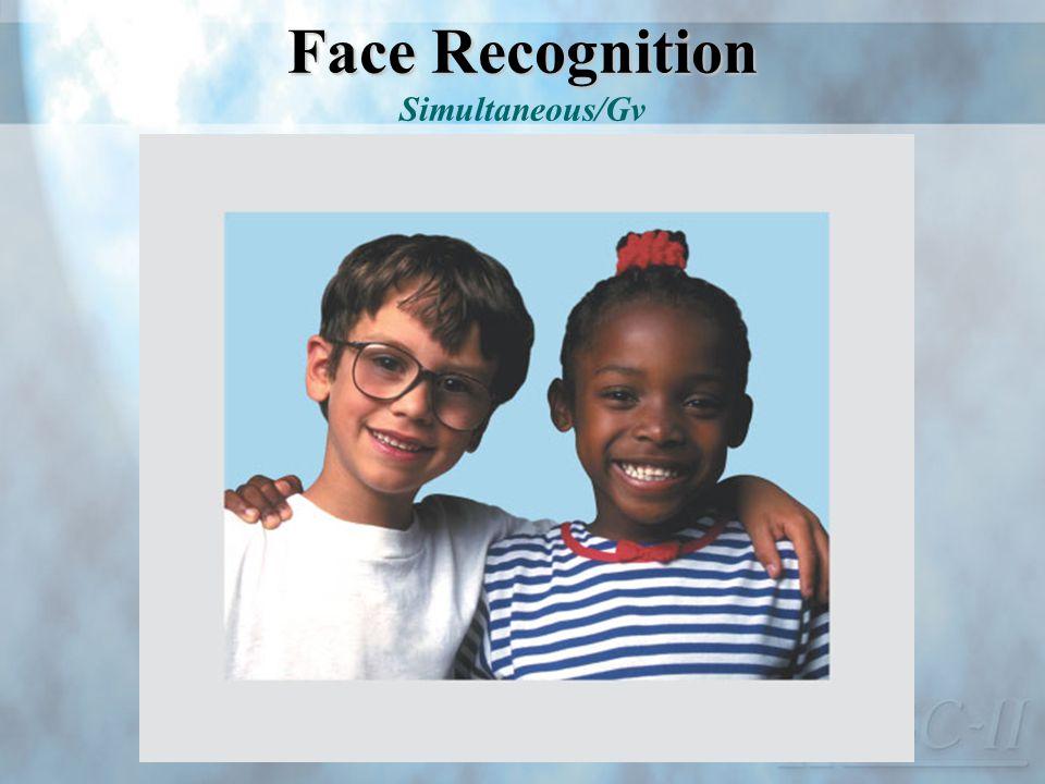 Face Recognition Simultaneous/Gv