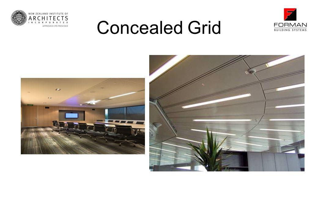 Concealed Grid