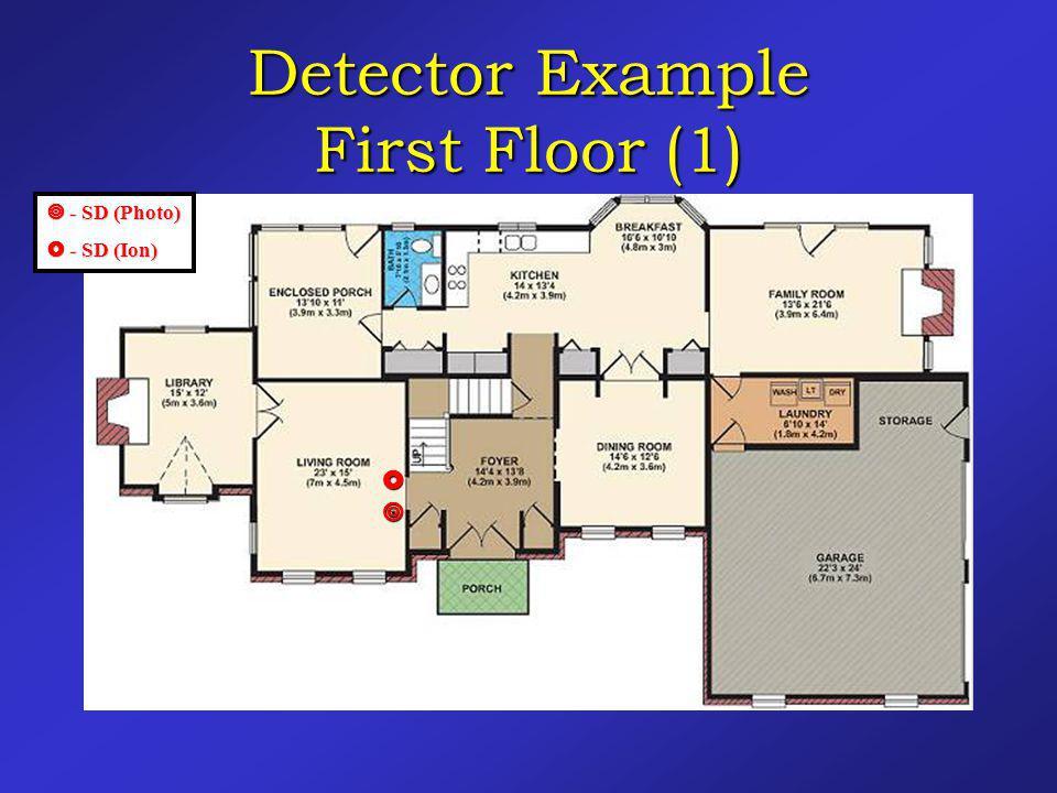 Detector Example First Floor (1)