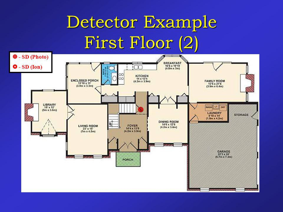 Detector Example First Floor (2)