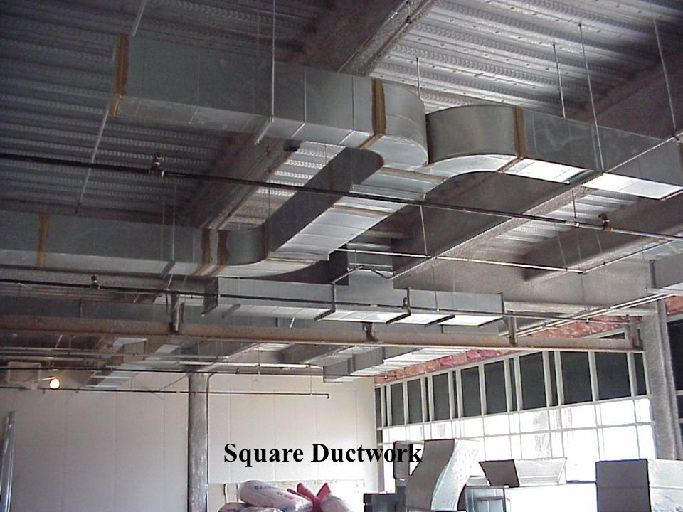 Square Ductwork